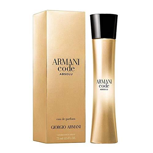 Armani Code Absolu Eau de Parfum, 75 ml