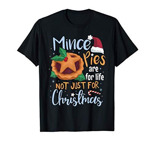 ミンスパイは人生のためにある 面白いクリスマスの休日 Tシャツ