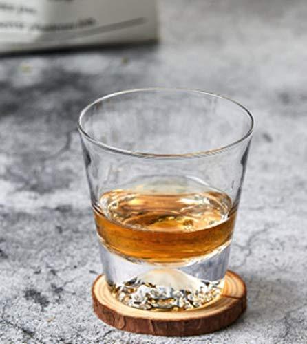 Whiskey 300Ml Japan Mt. Fuji Cup Gepersonaliseerde Wijnglas Creatief Net Rood Glas Bier Glas Espresso Cup Style01 Espresso Beker