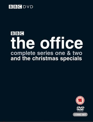 The Office - Complete Box Set (4 DVDs) [UK IMPORT]