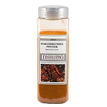 Habanero Chile Powder 16 Ounce Jar