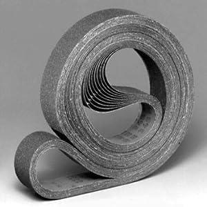 ID x L 36 Grit 50 Units Standard Abrasives Spiral Band, Aluminum Oxide : 3 x 3