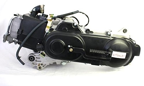 Motor komplett 10 Zoll QMB 4 Takt China Roller mit SLS z.B. Adly Ering Flex Tech Hurrican Guangzho Jiangsu Karcher Kreidler Moto Zeta MKS Peugeot Real Rex