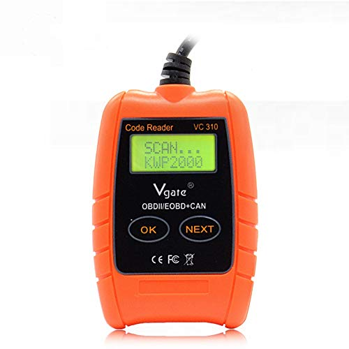 Newest Vgate VC310 Compact Universal ODB2 Auto Scanner Code Reader Car Diagnostic Tool Best Price