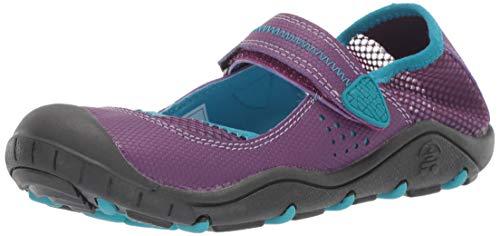Kamik Girls' Festiva Sandal, Purple, 13 M US Little Kid