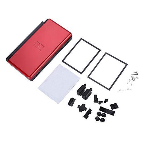 Vollständige Ersatzteile für das Gehäuse des Nintendo DS Lite-Ersatzkits(rot)