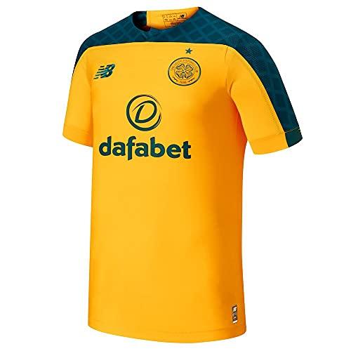 New Balance Men's Celtic Football Away Jersey, Away, XL