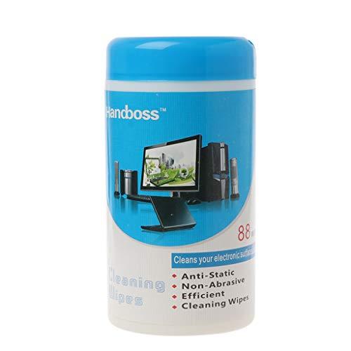 Wenyounge 88 Unids/Lote Ordenador LCD TV Pantalla de Teléfono Celular Lente de Cámara Toallitas de Limpieza