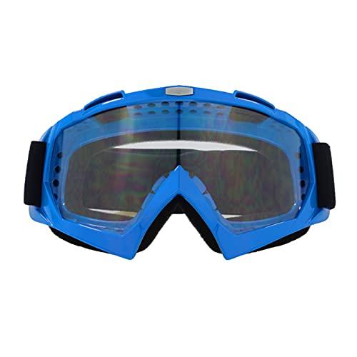 CHQY Gafas de ciclismo todoterreno al aire libre, gafas polarizadas de los deportes anti-ultravioleta, parabrisas corto H