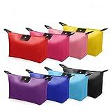 Ucradle Tragbare Kosmetiktasche Klein - 8 Stück Wasserdichte Make Up Tasche Schminktasche...