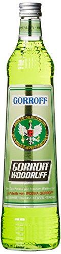 Gorroff Wodka mit Waldmeister (1 x 0.7 l)
