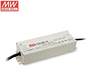 [official authorized] Taiwan meanwell switching power supply CLG-60-12 60W 12V5A LED waterproof power supply