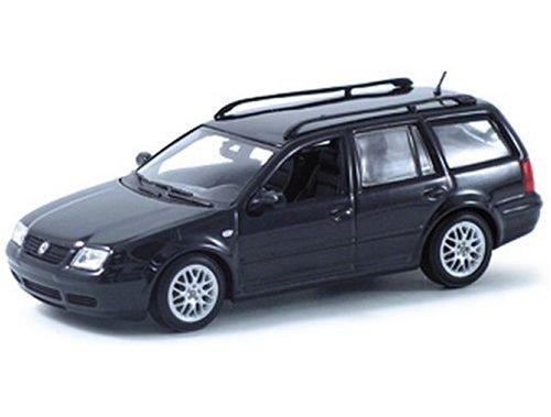 VW Bora Variant, schwarz , 1999, Modellauto, Fertigmodell, Minichamps 1:43