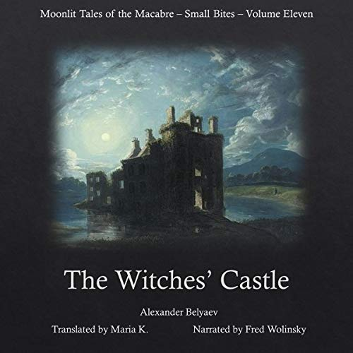 The Witches' Castle Audiobook By Alexander Belyaev cover art