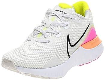 Nike Womens Renew Run Running Trainers CK6360 Sneakers Shoes  UK 6 US 8.5 EU 40 Platinum Tint Black White 005