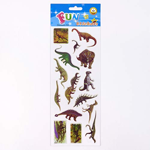Dinosaurs Agricole Autocollants
