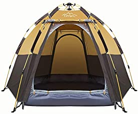Toogh 3-4 Person Camping Tent Backpacking Tent