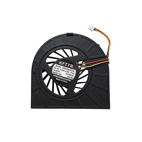 Ersatz Ventilador de procesador para Dell Inspiron 15R N5010 M5010