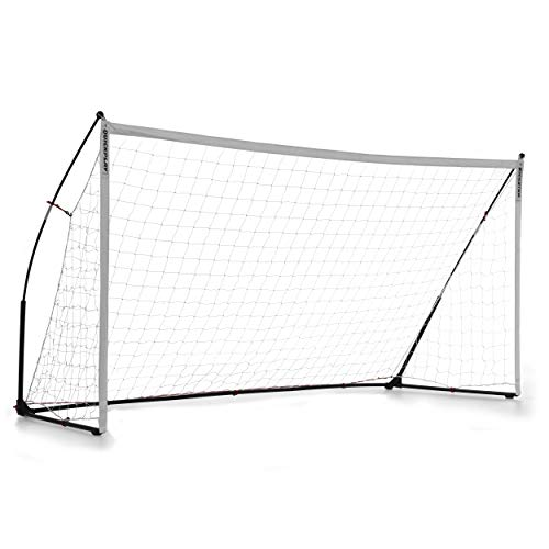 QUICKPLAY Kickster Elite - Porta da Calcio Professionale (5 x 2m)
