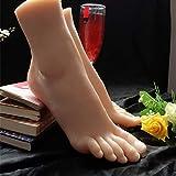 AFYH Hermoso Modelo de pie simulado,Modelo de pie de simulación Femenina TPE...
