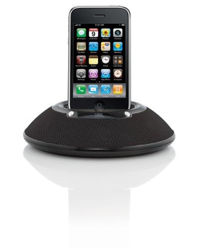 JBL JBLOSM2BLKUV On Stage Micro Lautsprecher-Dock für Apple iPod/iPhone