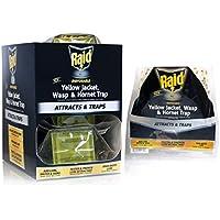 6-Pack Raid Yellow Jacket and Wasp Trap