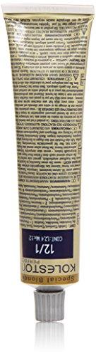 Wella Professionals Koleston 12/ 1 spez.blond-asch, 1er Pack (1 x 60 ml)