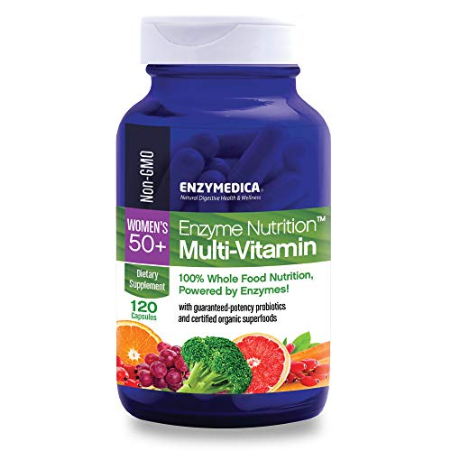 Enzymedica, Enzyme Nutrition Women's 50+ Multi-Vitamin, Support for a...