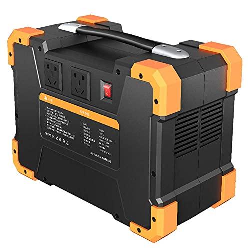 Generador portátil 1028WH 1461WH Central eléctrica Fuente de alimentación de emergencia, All-Purpose...