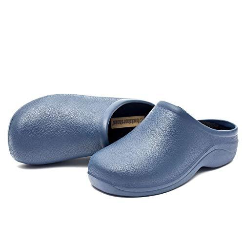 Comfortabele Slip On Workwear Medische Klompen Schoenen