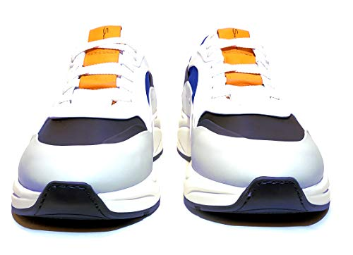 SANTONI , Herren Sneaker, Mehrfarbig - mehrfarbig - Größe: 9,5