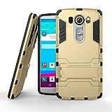 COOVY® Cover für LG V10 Bumper Case, Doppelschicht aus