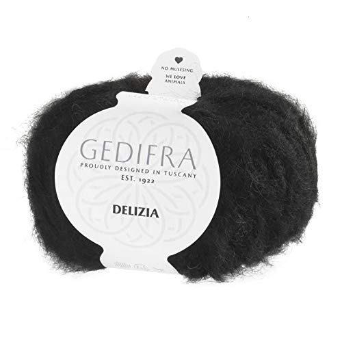 Gedifra Delizia 9810023-01604 - Hilo para tejer (lana de alpaca)