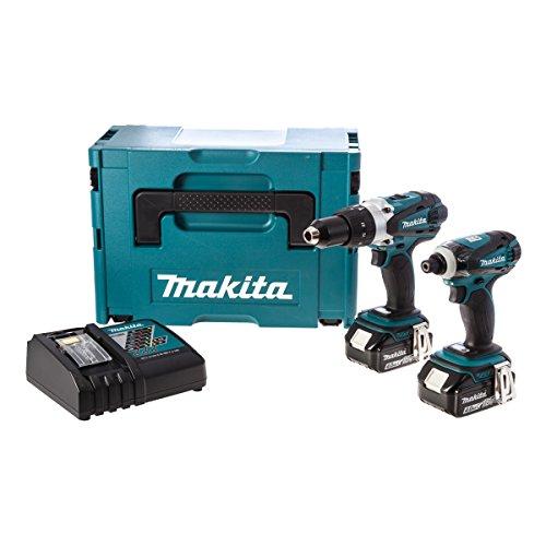 Makita dlx2005maj taladro atornillador de impacto con–Atornillador de impacto/3baterías en MAKPAC