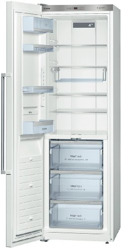 Bosch KSF36PW30 - Frigorífico (Independiente, Color blanco, Izquierda, 300L, SN, ST, 41 Db)