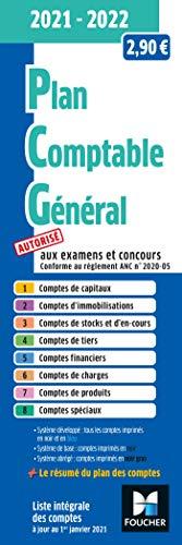 Plan comptable général - PCG - 2021-2022