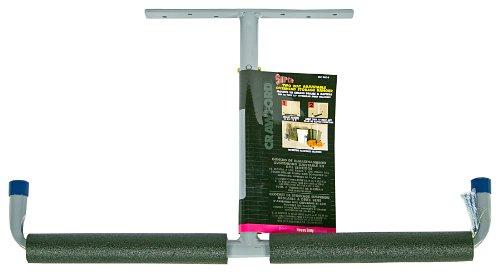 Lehigh H13010 Two Way Adjustable Overhead Storage Hanger, Grey,Large