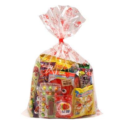 クリスマス 350円 お菓子 詰め合わせ (Bセット) 袋詰め おかしのマーチ