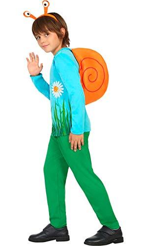 ATOSA disfraz caracol niño infantil 10 a 12 años