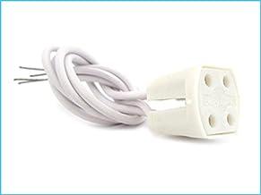 LEDLUX 2 stuks lampfittingen adapter lamphouder G10q Neon rond voor het testen van weerstand en levensduur
