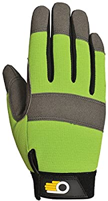 Bellingham C7334L Value Women's Synthetic Leather Palm Performance Gloves