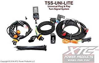 XTC Universal Plug & Play Turn Signal System For All UTVs & Off Road Cars