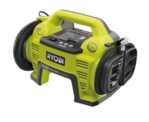 Ryobi R18I-0 ONE+ Inflator, 18 V (Body Only) by Ryobi