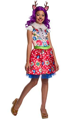 Enchantimals - Disfraz Danessa Deer para niña, talla M 5-7 años (Rubies 641215-M)