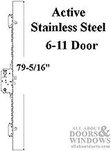 Andersen® Fwh611 Hinged Door - (Active Door Panel) 3 Point Lock Mechanism (1988 to Present)