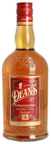 Dean's - Finest Old Scotch Whisky Blended Whiskey 40 % - 0,7l