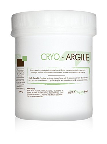 CRYO-ARGILE-Froid Actif Pot de 250 g