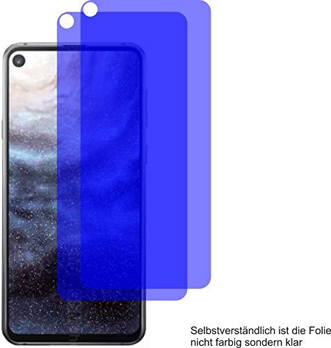 EnWi   2X Panzer-Glas-Folie 9H Bildschirm-Schutz-Folie für Samsung Galaxy A8s