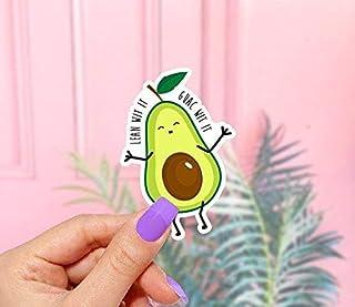 Lean Wit It Guac Wit It Avocado Sticker
