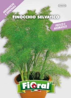 Sementi di piante aromatiche e officinali in bustina ad uso amatoriale (FINOCCHIO SELVATICO)